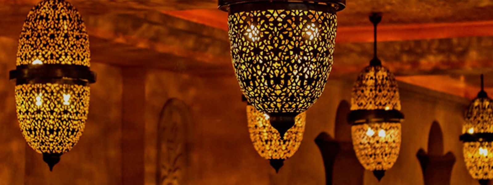 Moroccan Prestige - LIGHTING