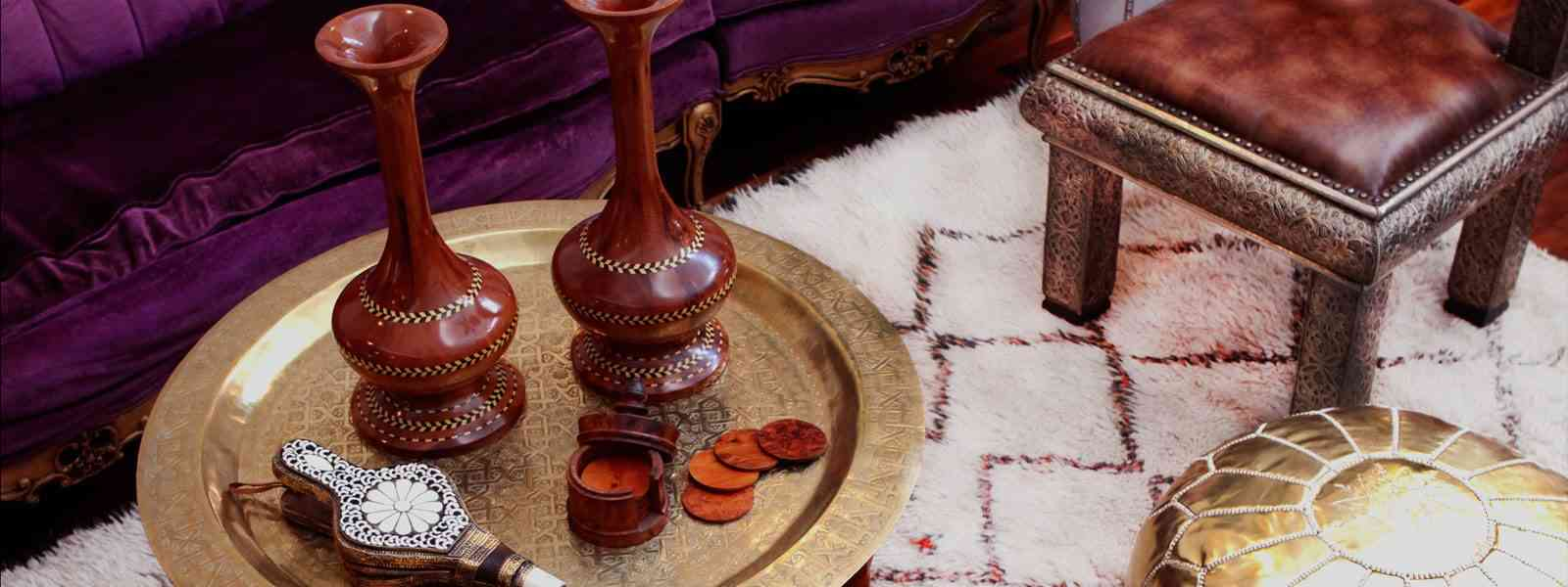 Moroccan Prestige - Furniture
