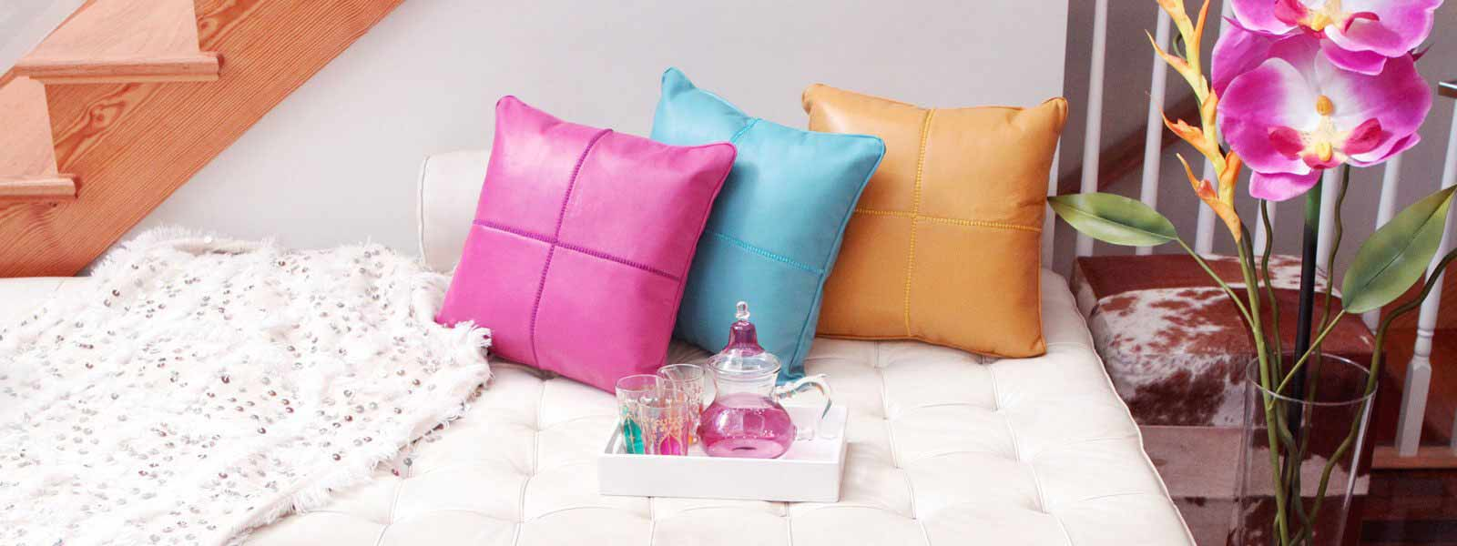 Moroccan Prestige - Pillows & throws