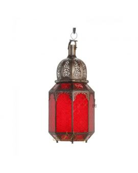 Jardin Lantern Red